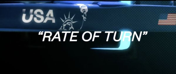 The Playbook // rate of turn