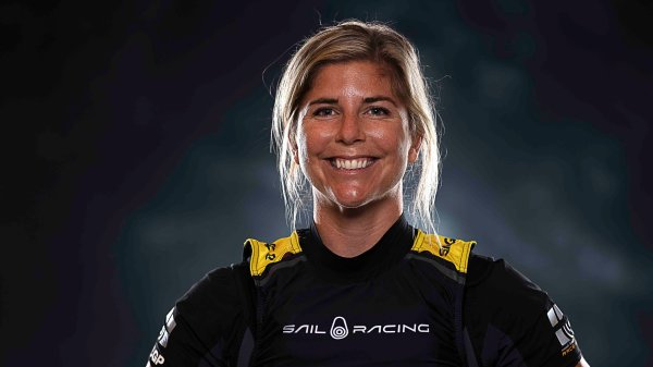 Olympic Silver Medallist Nina Curtis announced to join Australian SailGP Team