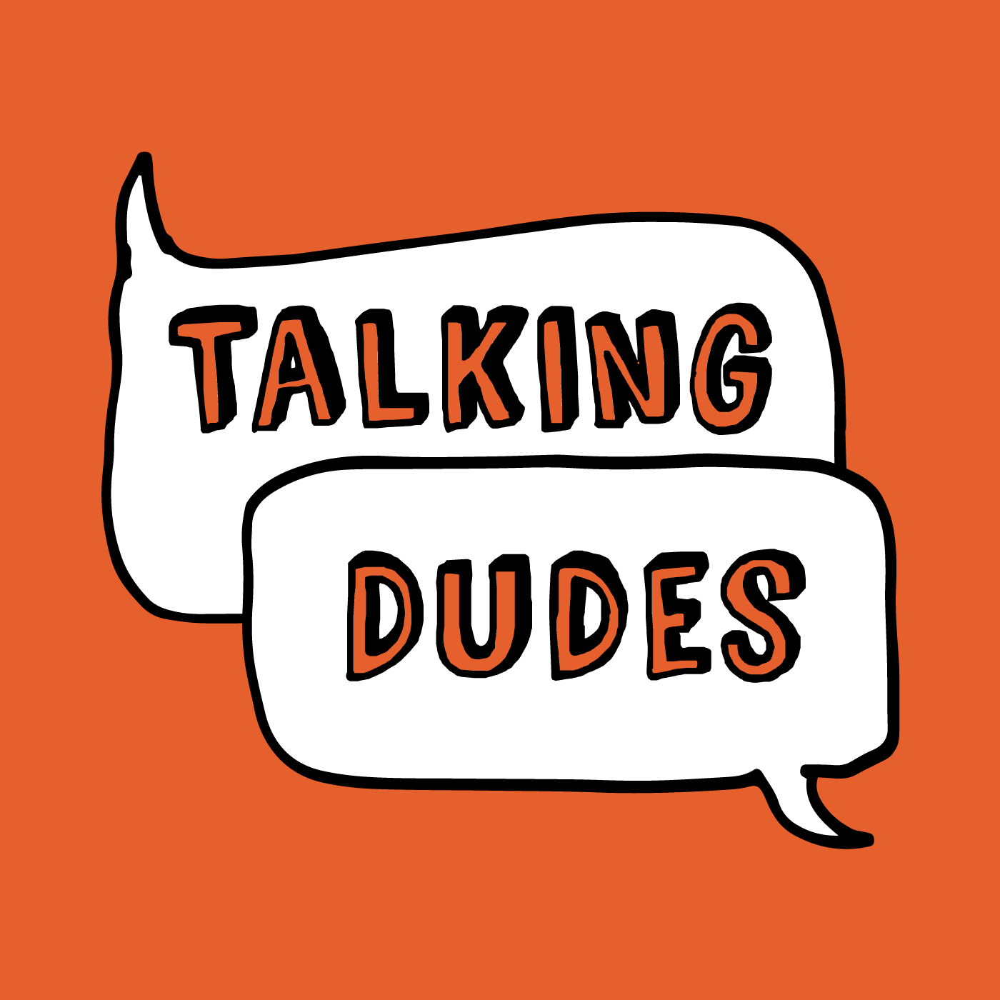Talking Dudes logo