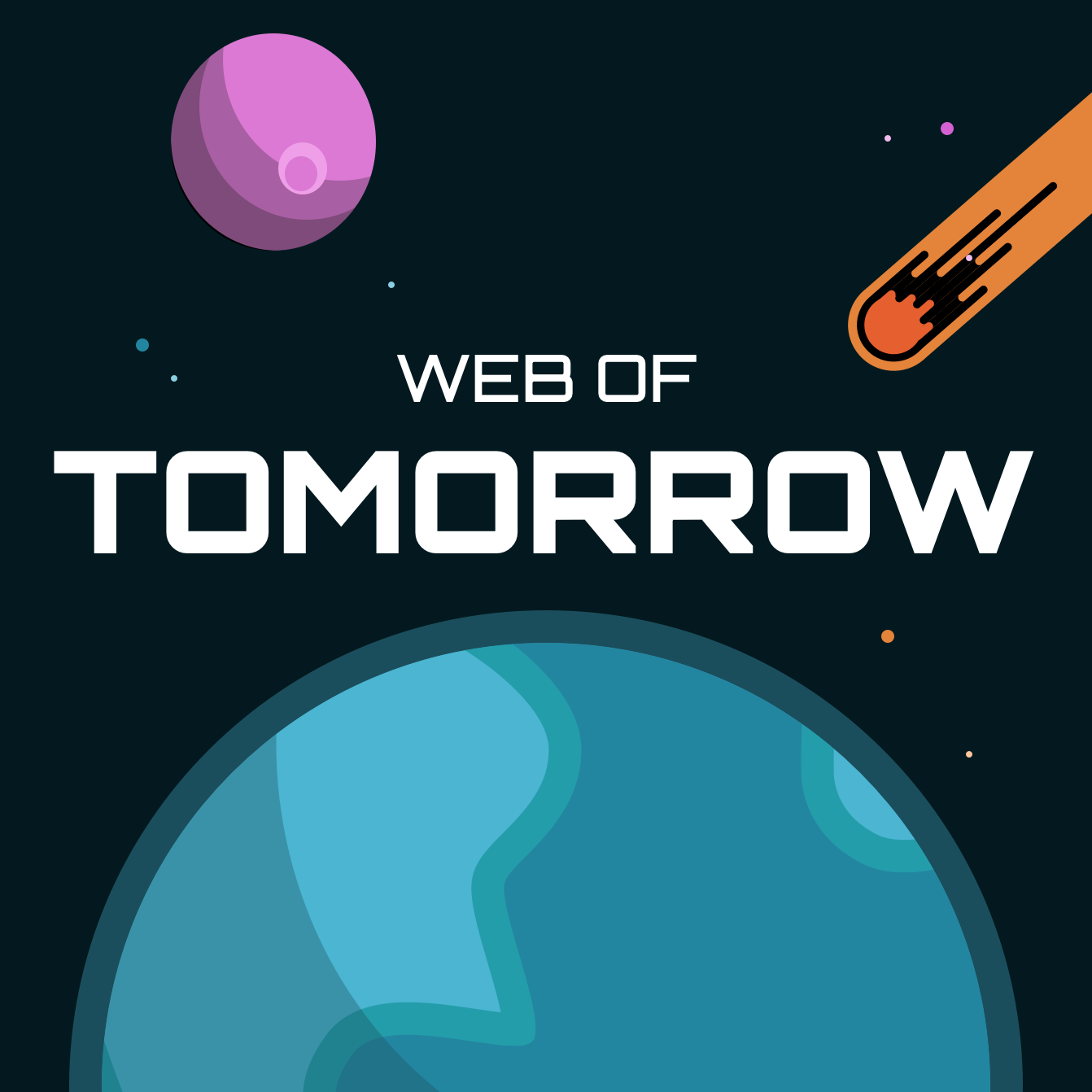 Web of Tomorrow logo