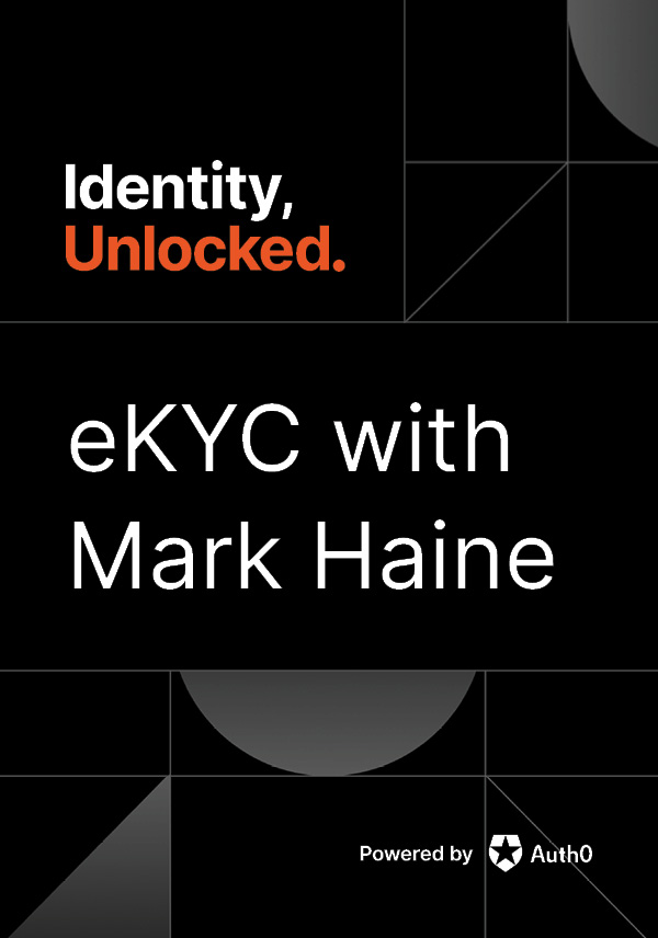 eKYC with Mark Haine