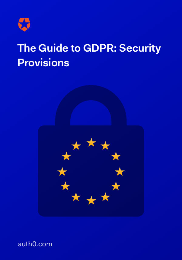 Guide to GDPR, Security Provisions