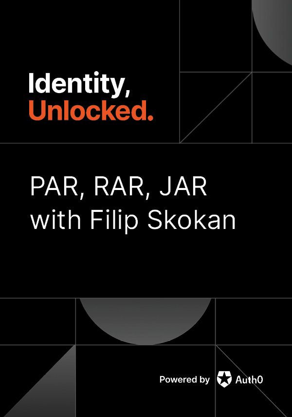 PAR, RAR, and JAR with Filip Skokan