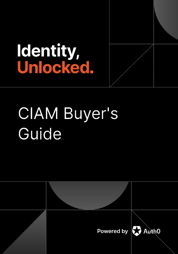 Deliver More Value with CIAM