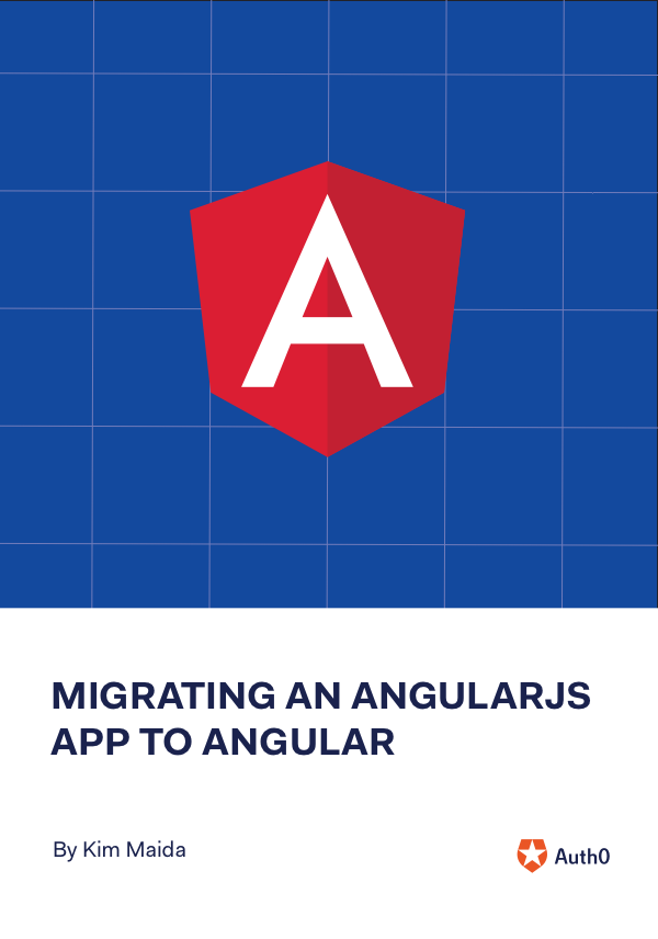 Migrating an AngularJS App to Angular