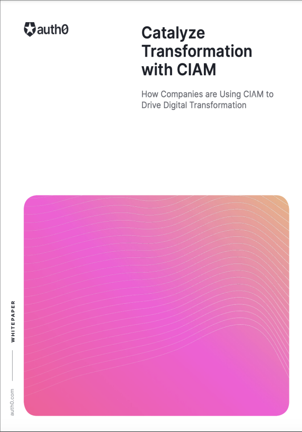 How Modern CIAM Solutions Drive Growth