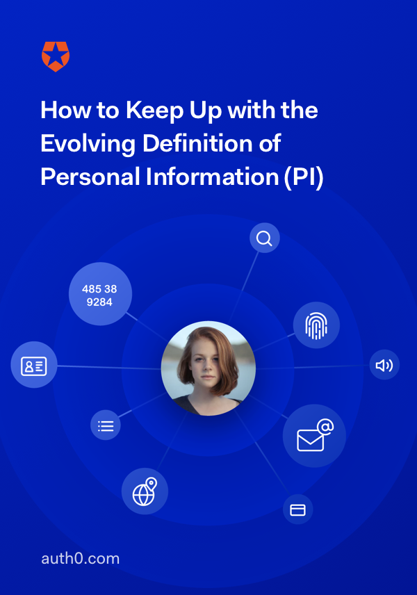 How to Keep Up with the Evolving Definition of Personal Information