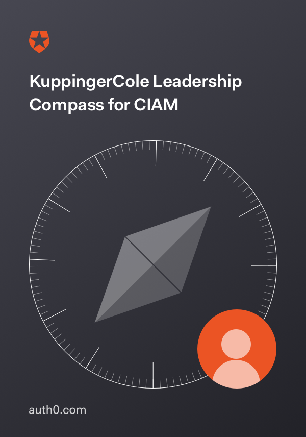KuppingerCole Leadership Compass: Consumer Identity Access Management