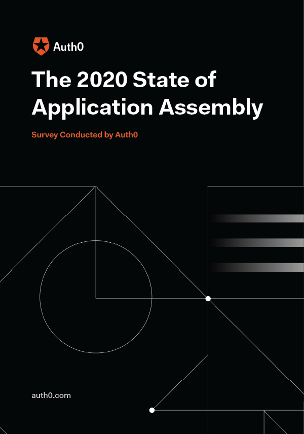 The 2020 State of Application Assembly