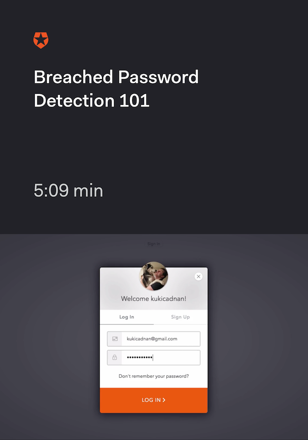 Breached Password Detection 101
