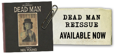 Dead Man Reissue Front Cabinet Icon Available Now