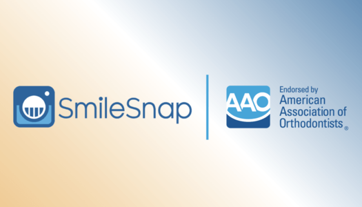 AAO American Association of Orthodontists Endorses SmileSnap
