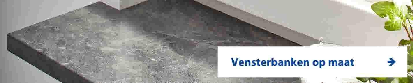 Gamma vensterbanken deurdorpels kopen for Gamma cando vensterbank