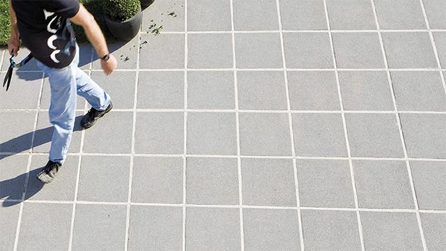Keramische tegels terras aanleggen gamma