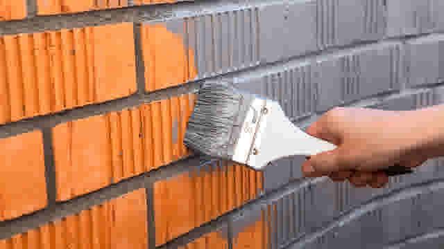Comment Peindre Un Mur Extérieur Ou Une Façade Gamma Be