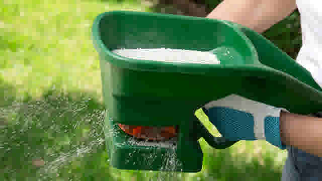 Tutorial - Jardin - Comment fertiliser sa pelouse ? - Thumbnail