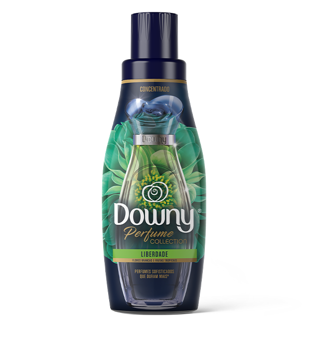 Amaciante Downy Perfume Collection Liberdade Clean