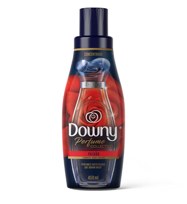 Amaciante Downy Perfume Collection Paixão 450ml