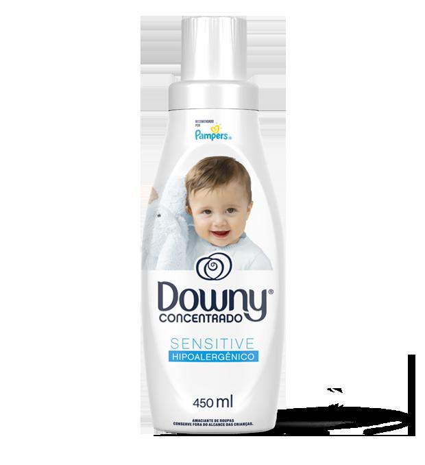 Amaciante Downy Sensitive 450ml