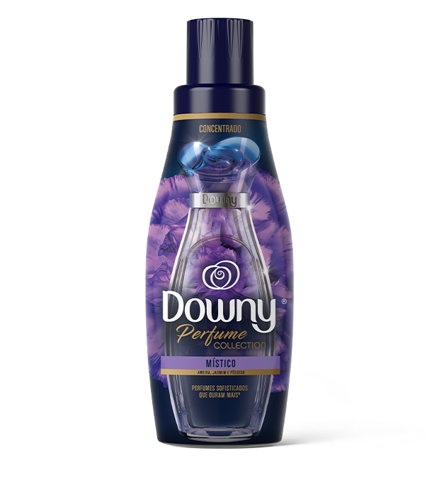 Amaciante Downy Perfume Collection Místico Clean