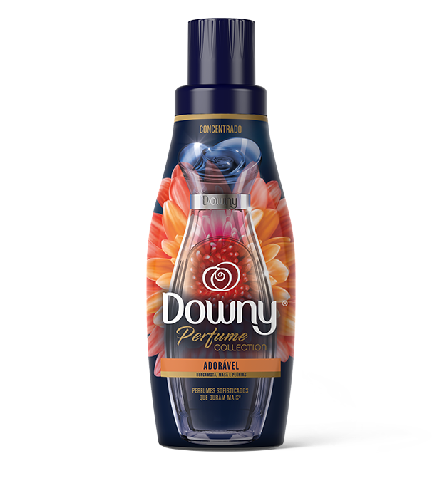 Amaciante Downy Perfume Collection Adorável Clean