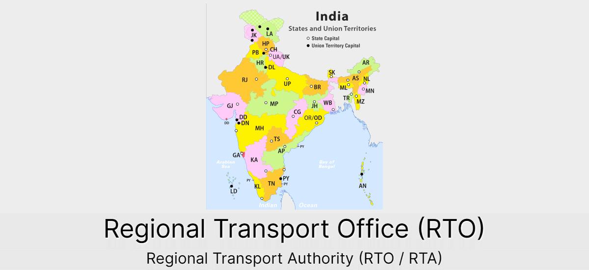 RTO/RTA in India