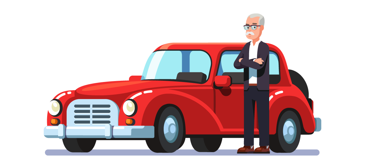 Vehicles for Senior Citizens in India