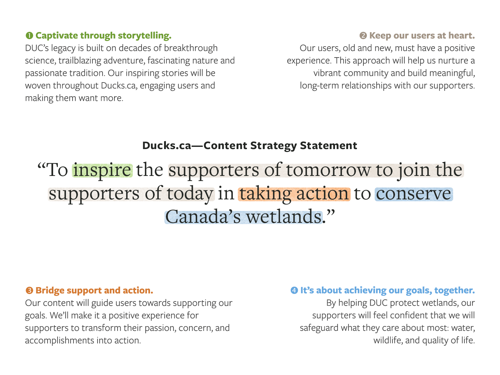 duc content strategy