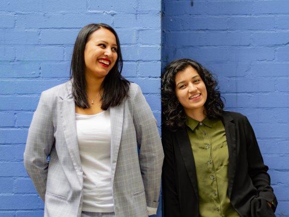 Copy of Amna - Kiran - GirlDreamer - Cofounders