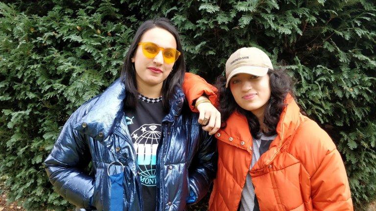 Amna & Kiran BWB