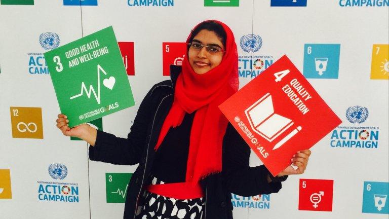 Taha Khan UN