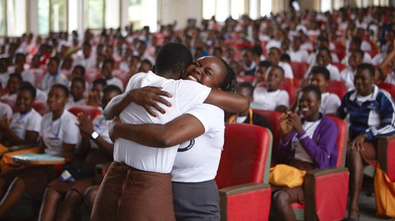 CAMA-Women-Hugging