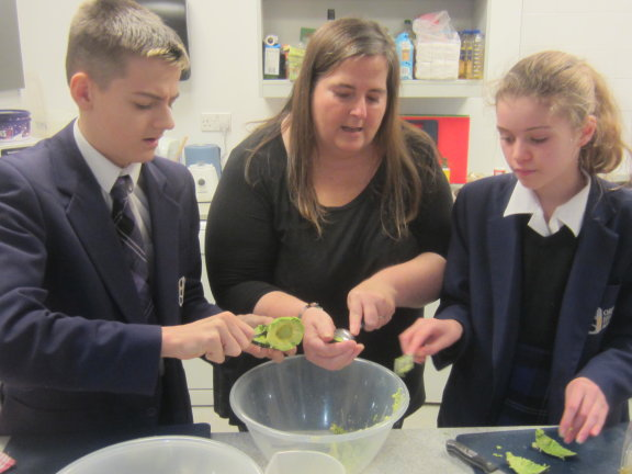 WE project - impact cooking club image 2