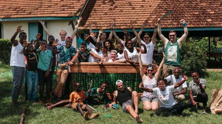 The Uganda Marathon Team