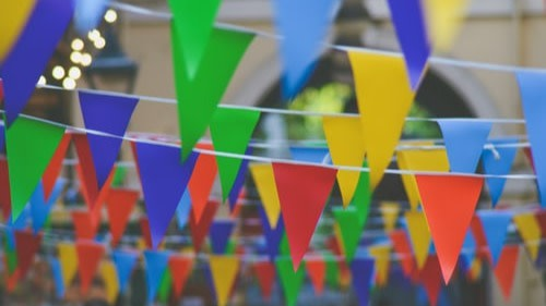 event-media-bunting