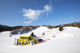 Katashina Kogen Ski Area