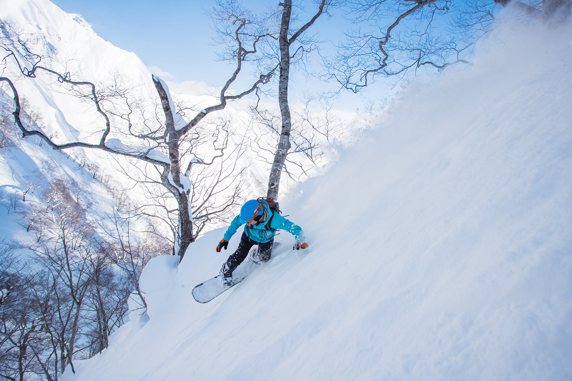 A Wealth of World-Class Skiing and Snowboarding Opportunities