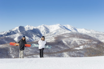 Oze-Iwakura Ski Resort