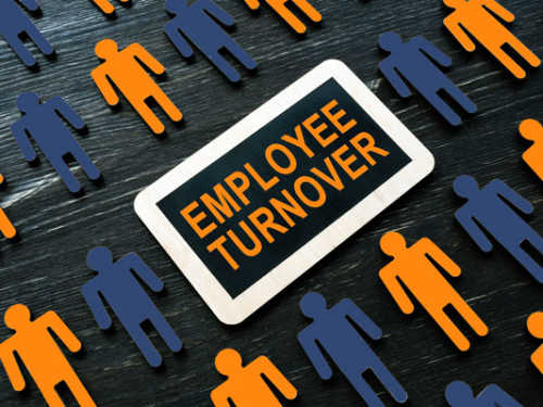 Employee turnover can severely hurt a company's bottom line.