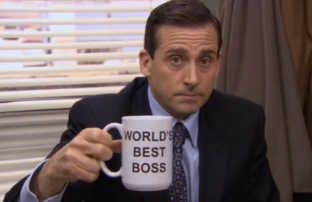 Tapping into Leadership Skills, the Michael Scott Way