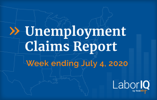 Unemployment Report July4