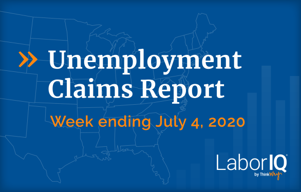 Weekly Jobless Claims Fall Slightly as Pause Button Is Pressed