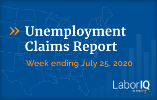Unemployment Report July25