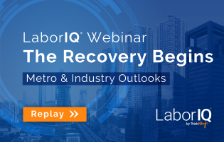 LaborIQ Webinar: The Recovery Begins