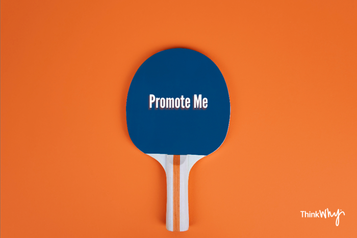 Promotions over Ping Pong