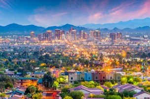 The majority of major industries in Phoenix have been able to withstand most of the pandemic's negative effects.