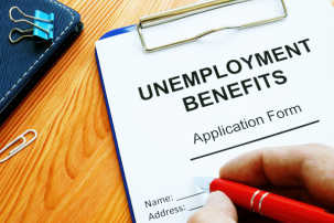 Unemployment report image November 28 2020