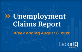 Unemployment Report Aug 8
