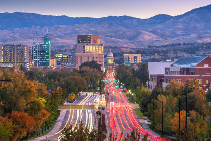 Boise, Idaho has been a top-performing local economy.