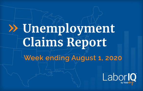 Weekly Unemployment Claims Fall as Supplemental Benefit Expires
